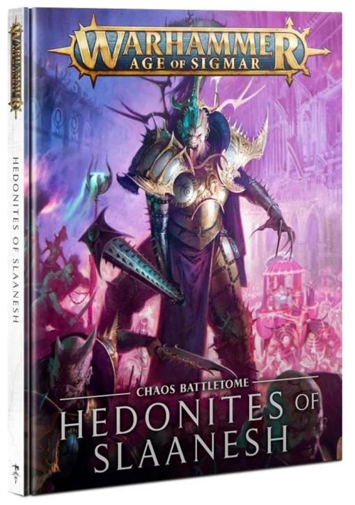 AOS: Battletome: Hedonites Of Slaanesh - EN