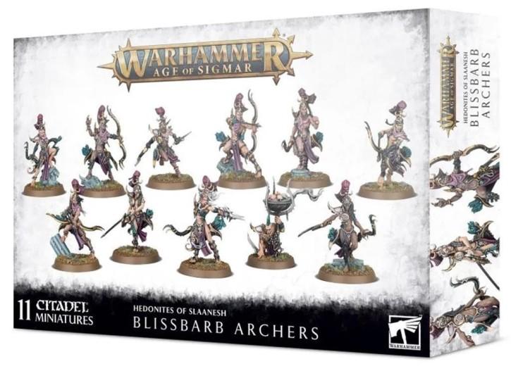 AOS: Blissbarb Archers