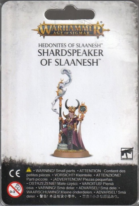 AOS: Shardspeaker Of Slaanesh