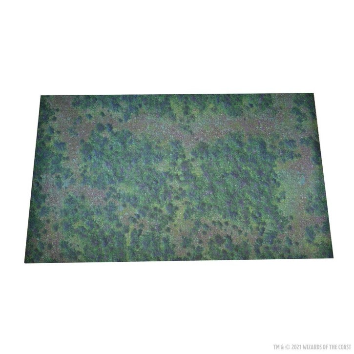 D&D ICONS OF THE REALMS: Forest Battle Mat