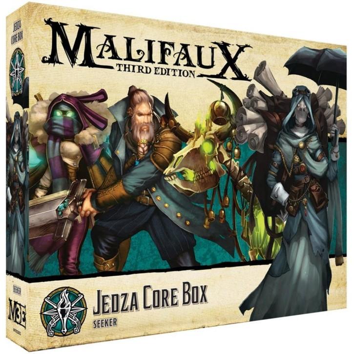 MALIFAUX 3RD: Jedza Core Box