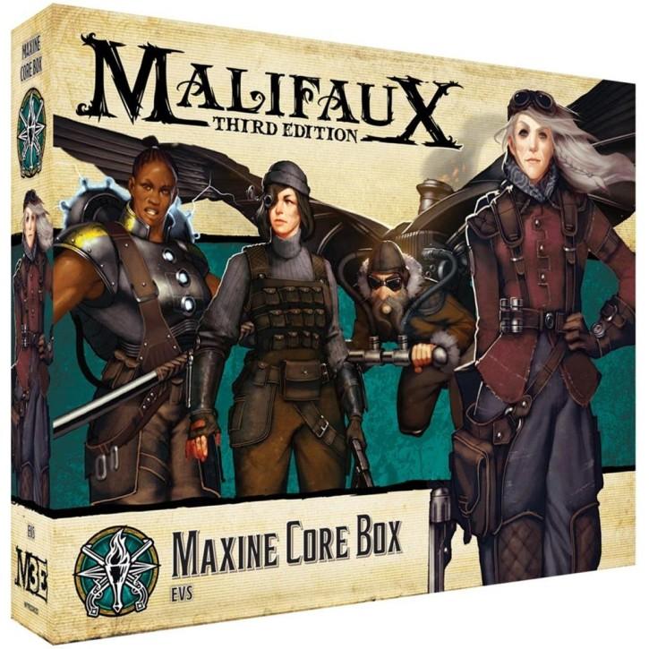 MALIFAUX 3RD: Maxine Core Box