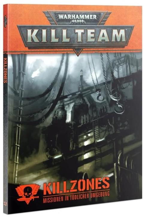 W40K: KILL TEAM: Killzones - DE