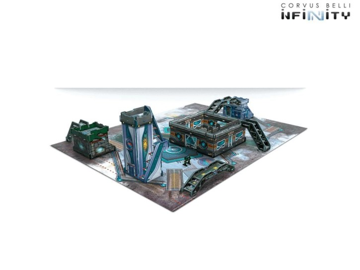 INFINITY: Kaldstrom Scenery Expansion Pack