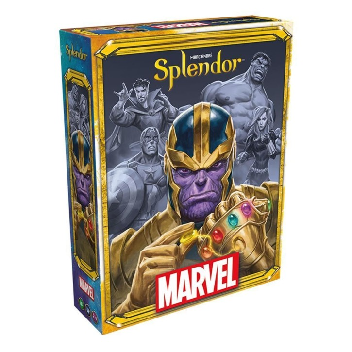 SPLENDOR: Marvel - DE