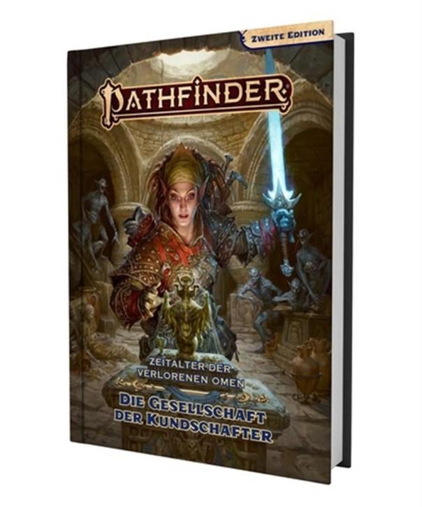 PATHFINDER 2ND: Gesellschaft der Kundschafter - DE