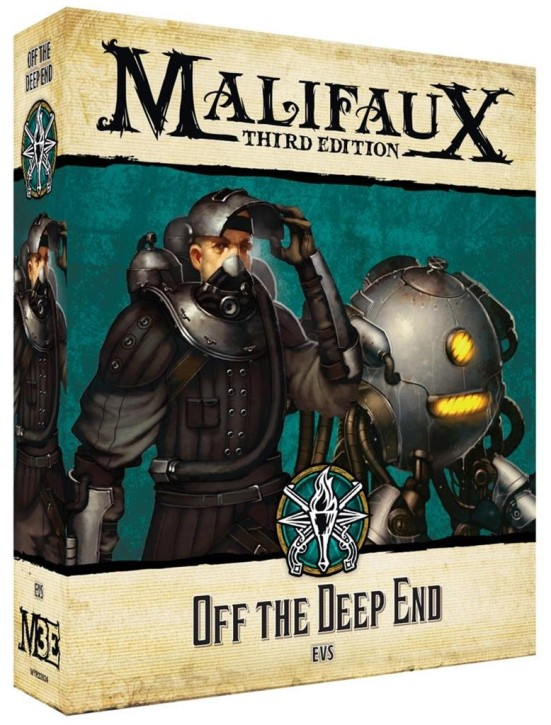 MALIFAUX 3RD: Off the Deep End