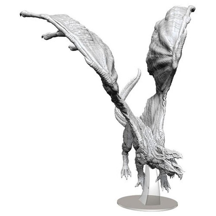 D&D MARVELOUS MINIS: Adult White Dragon