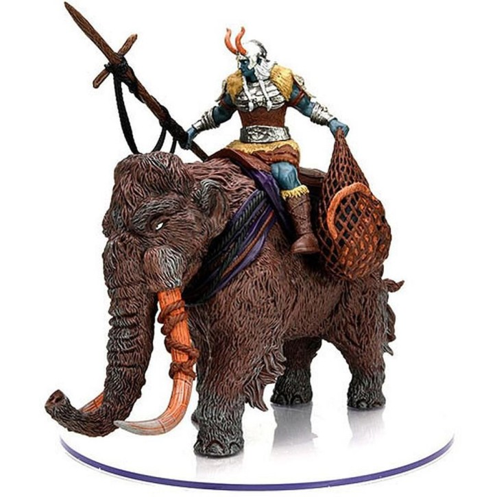 D&D ICONS OF THE REALMS: Frost Giant and Mammoth Premium Set