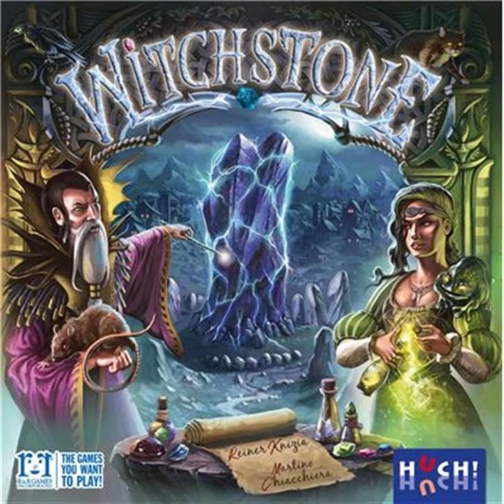 Witchstone - DE