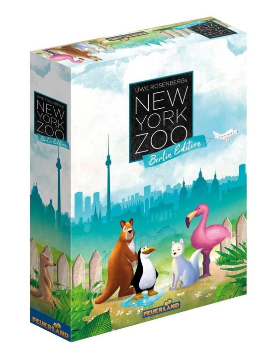 NEW YORK ZOO: Berlin Edition - DE