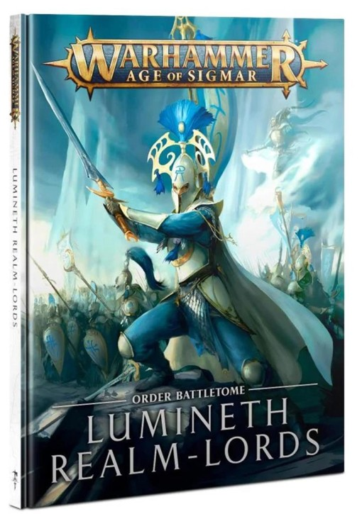 AOS: Battletome: Lumineth Realm-Lords (HB) - EN