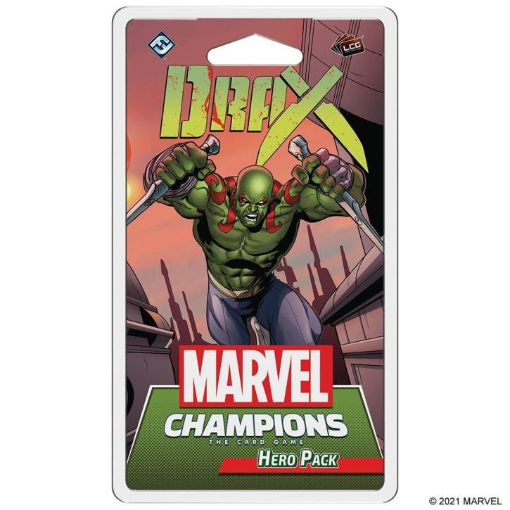MARVEL CHAMPIONS LCG: Drax - EN