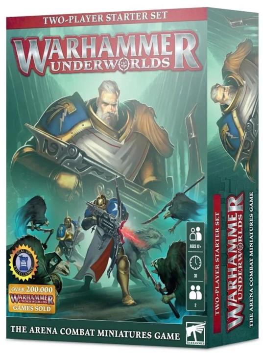 WARHAMMER UNDERWORLDS: Starter Set - EN