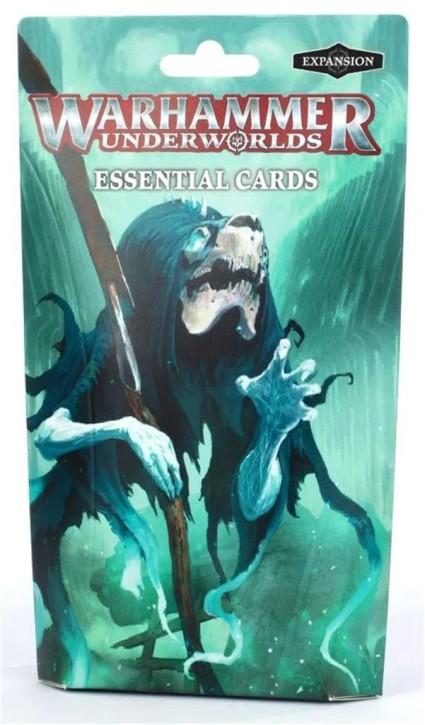 WARHAMMER UNDERWORLDS: Essential Cards - EN