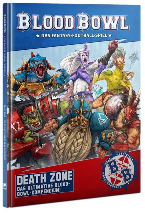 BLOOD BOWL: Death Zone - DE