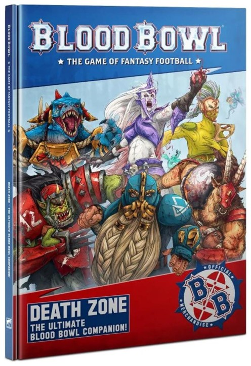 BLOOD BOWL: Death Zone - EN