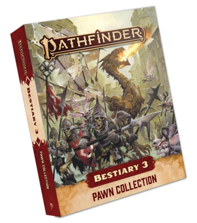 PATHFINDER 2ND: Bestiary 3 Pawn Collection - EN