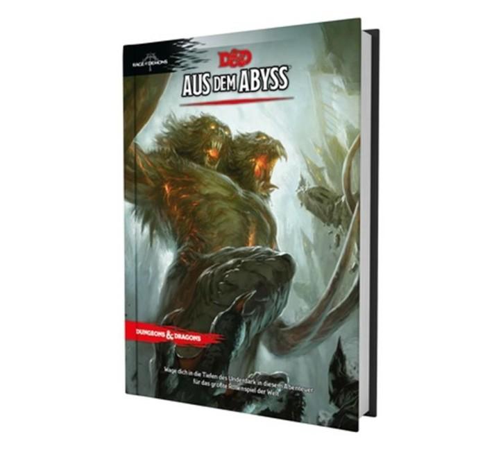 D&D: Aus dem Abyss - DE