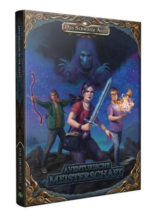 DSA: Aventurische Meisterschaft (Hardcover) - DE