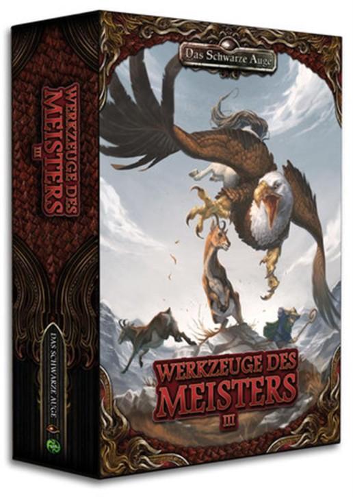DSA: Werkzeuge des Meisters III: Box - DE