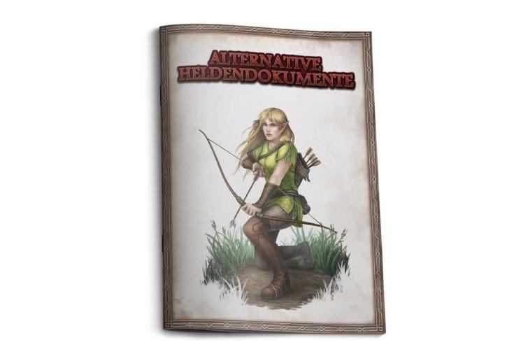 DSA: Alternative Heldendokumente - DE