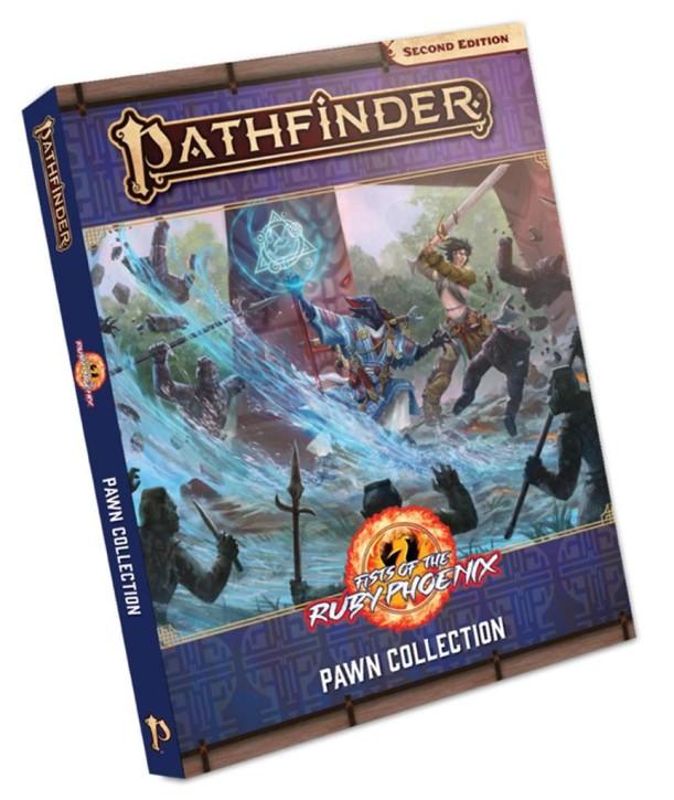PATHFINDER 2ND: Fist of the Ruby Phoenix Pawns - EN