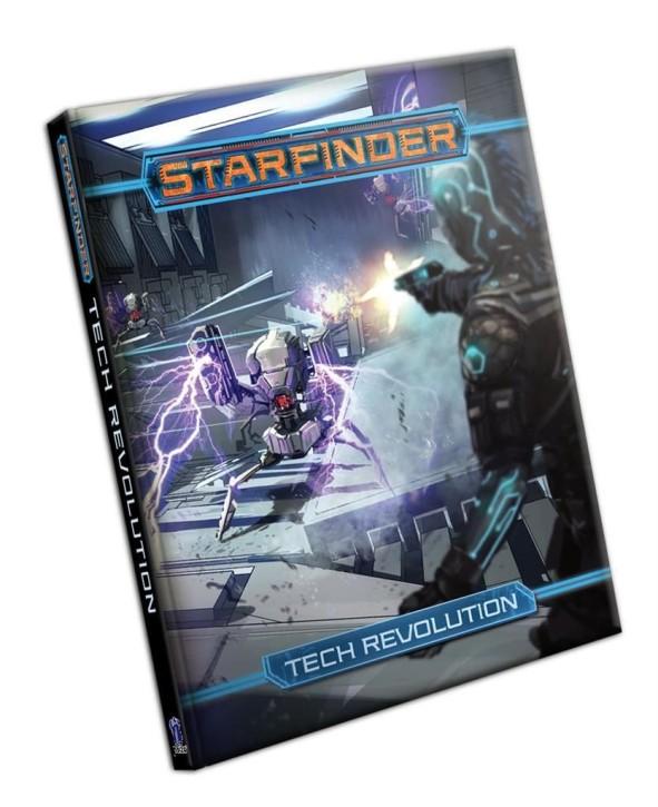 STARFINDER: Tech Revolution - EN