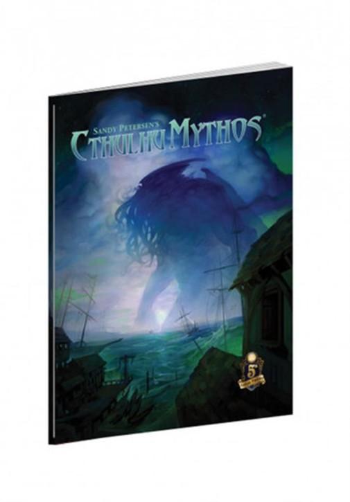 CTHULHU MYTHOS 5E: Taschenbuch - DE