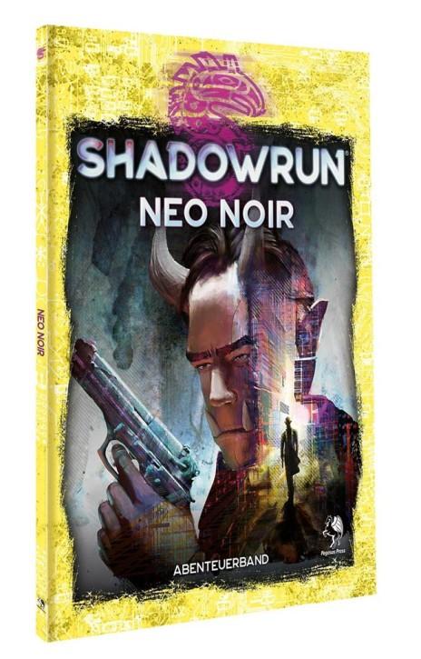 SHADOWRUN 6: Neo Noir (Softcover) - DE