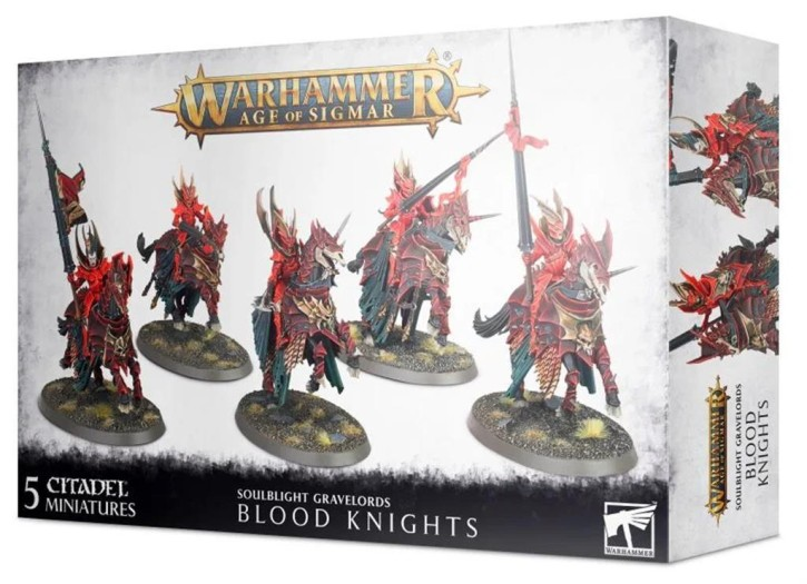 AOS: Blood Knights