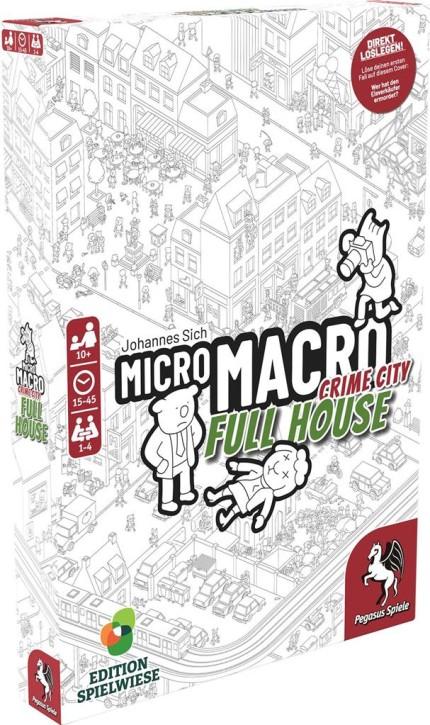 MICROMACRO: Crime City 2: Full House - DE