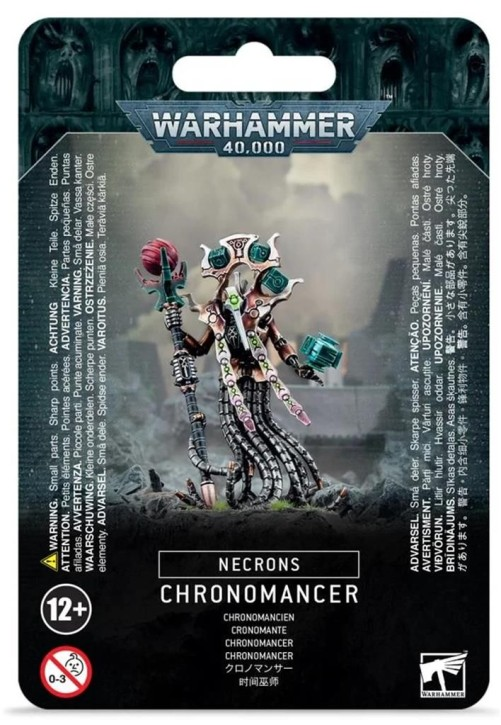 W40K: Chronomancer