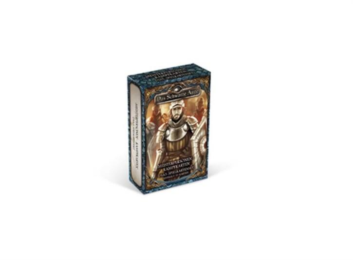 DSA: Spielkartenset Av. Meisterp. 3: Kampfkarten - DE