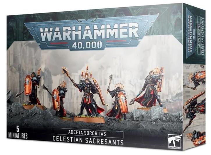 W40K: Celestian Sacresanct