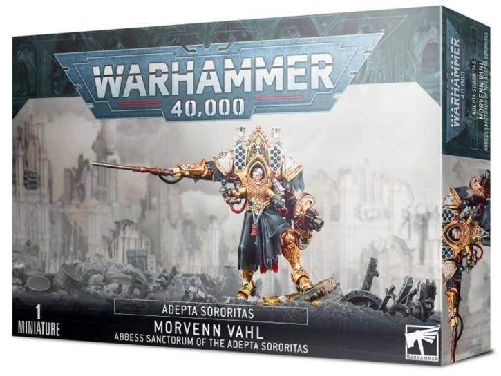 """W40K: Morvenn Vahl Ã""""btissin Sanctorum"""