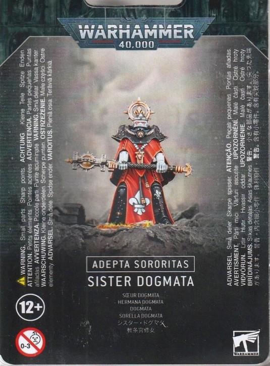 W40K: Sister Dogmata