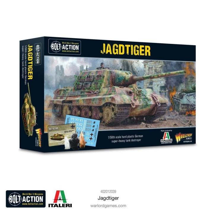 BOLT ACTION: Jagdtiger