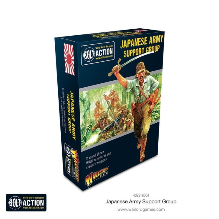 BOLT ACTION: Japanese Army Support Group