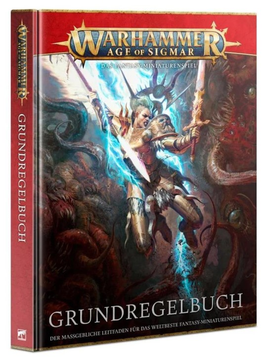 AOS: Grundregelbuch - DE