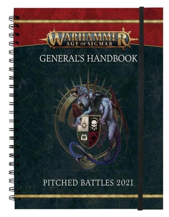 AOS: Generals Handbook 2021: Pitched Battles - EN