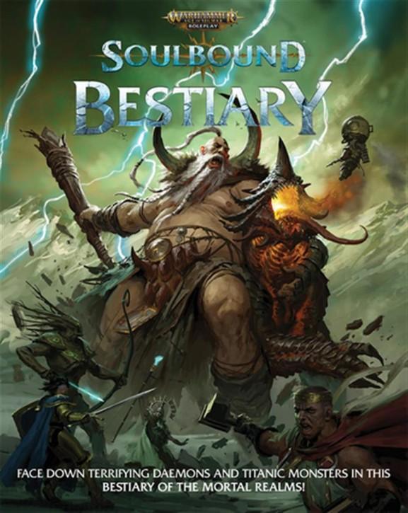 AOS RPG: Soulbound Bestiary - EN