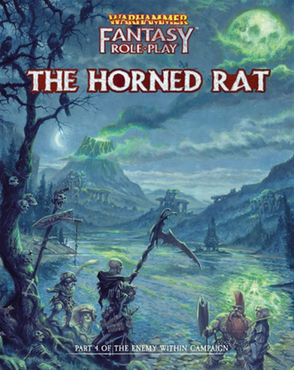 WFRP 4TH: Enemy Within Campaign Volume 4: The Horned Rat -EN