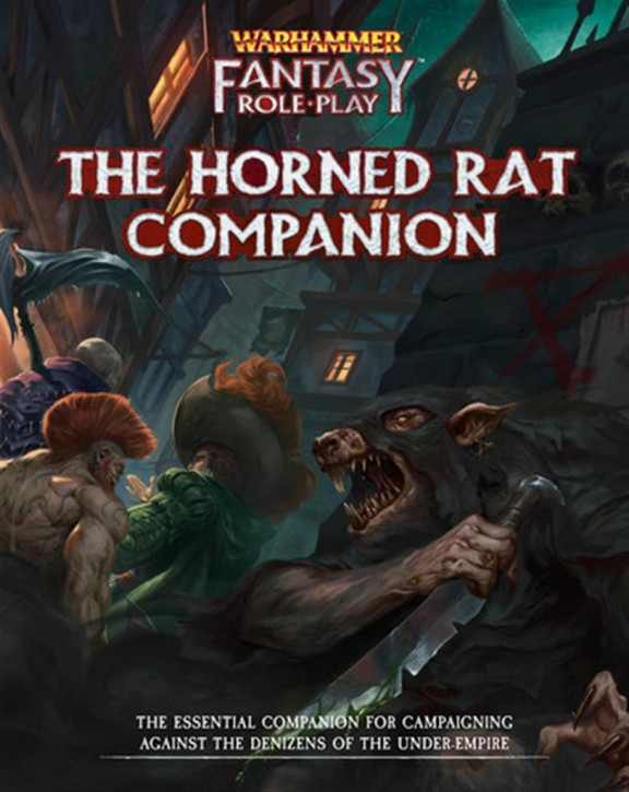 WFRP 4TH: Enemy Within Vol. 4: The Horned Rat Companion - EN