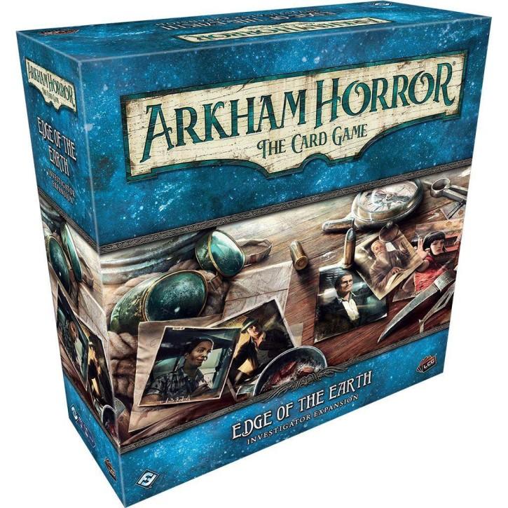 ARKHAM HORROR LCG: Edge of the Earth Investigator - EN