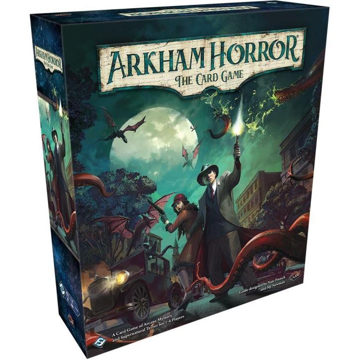 ARKHAM HORROR LCG: Revised Core Set - EN