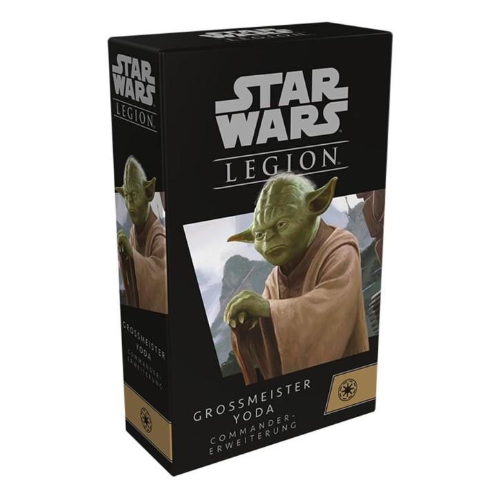 SW LEGION: Großmeister Yoda - DE