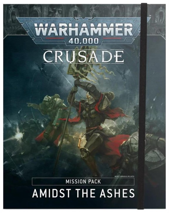 W40K: Amidst The Ashes Crusade Pack - EN