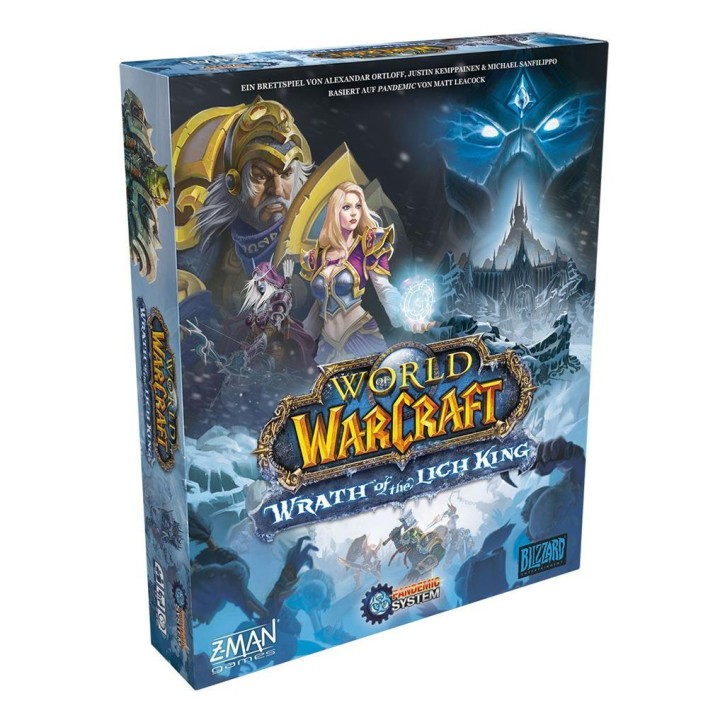 PANDEMIE: World of Warcraft: Wrath of the Lich King - DE