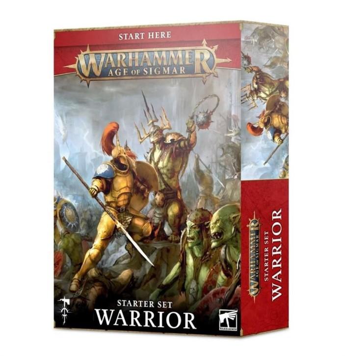 AOS: Warrior - EN